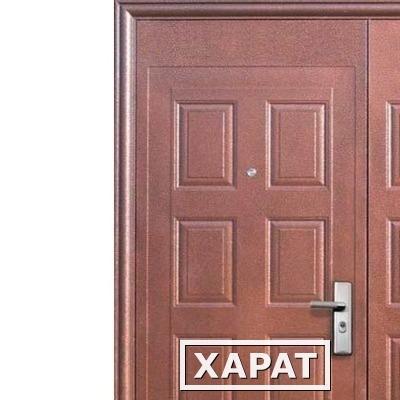металлическая дверь молоток крупный